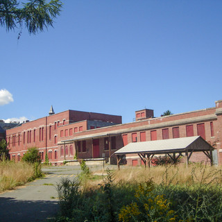 Theater/Gym (Back of Kirkbride)
