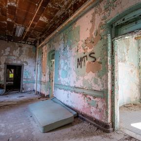 1st Floor South Wing Hallway
