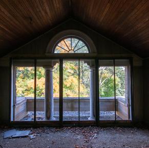 Upper Floor Porch