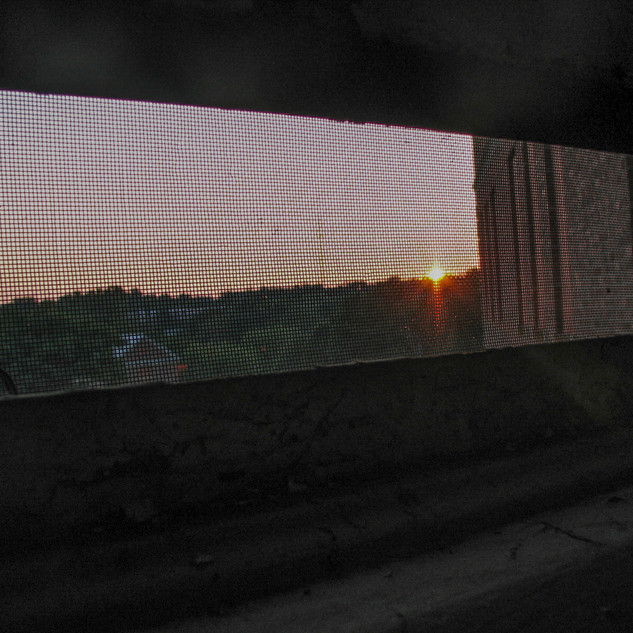 Medical Building Sunset