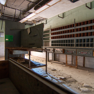 Maintenance Room
