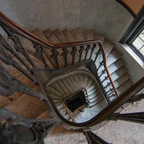 Admin Staircase