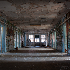 Criminally Insane Ward Hallway