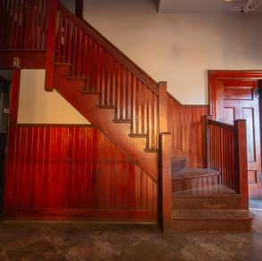 Superitendent Stairway