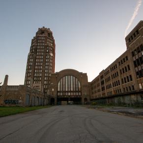 Buffalo Terminal