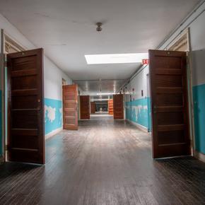 Ward T Hallway
