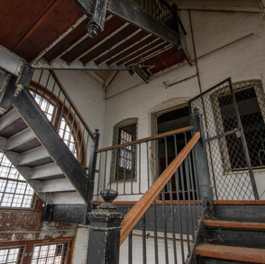 Ricer Building Stairwell