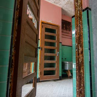 Female Ward Bathroom