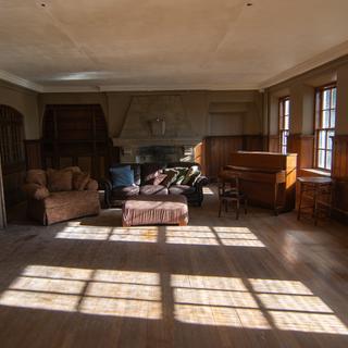 Male Nurse Dorm Common Room (West Hall)