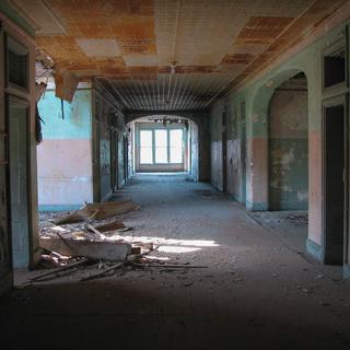 Female Ward Hallway