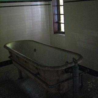 Hydro-Therapy Tub
