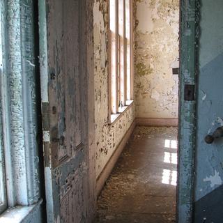 Hallway to Ward