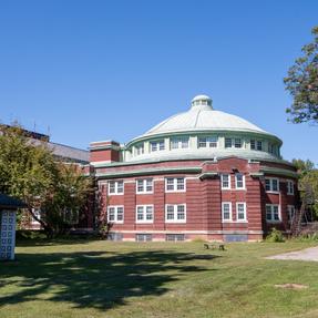 Patient Treatment Building