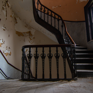 Admin Staircase 2nd Floor