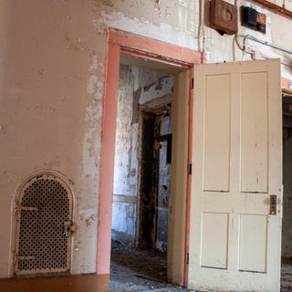 Doorway to Wards