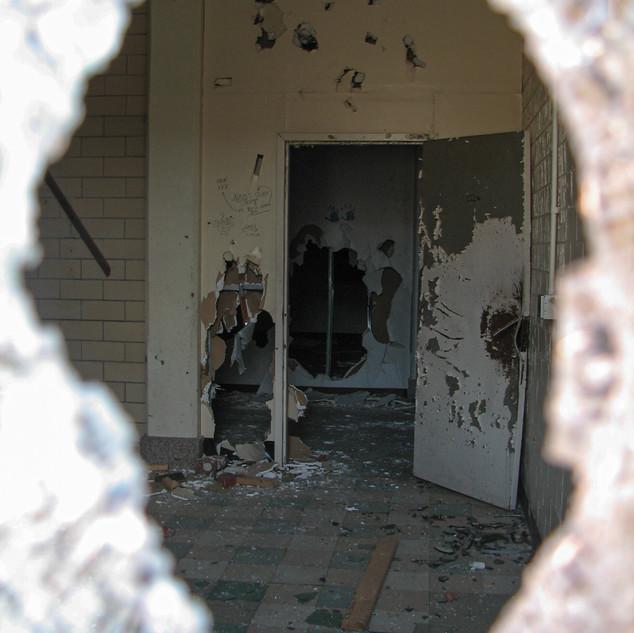 Inside East Wing