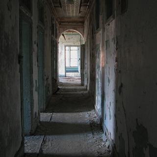 Skinny Hallway