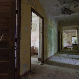 Lippitt Building Hallway