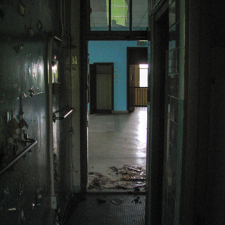 Meadow School Hallway
