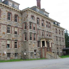 Female Nursing Dorm, Hale