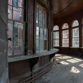 Interior Breezeway