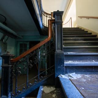 Chapel Stairwell