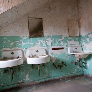 Ward T Bathroom