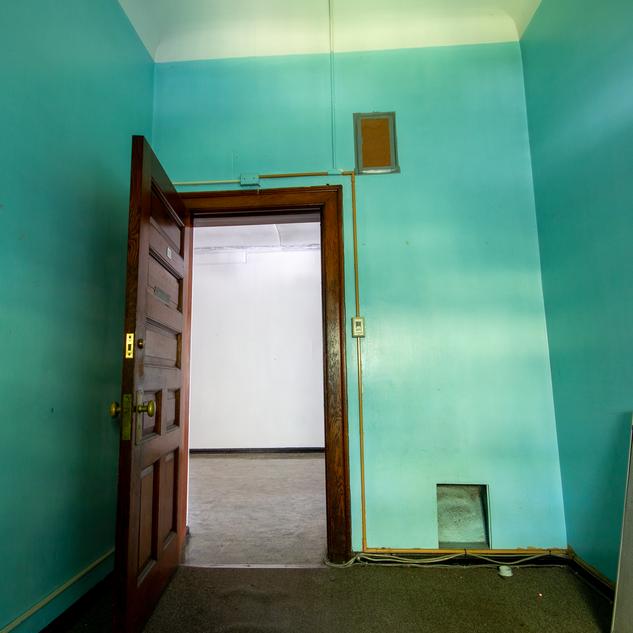 Female Convalescent Building Patient Room