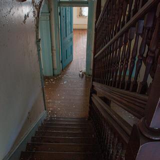 Bancroft Staircase