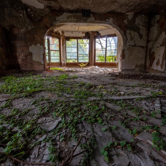 Satin Sanatorium*