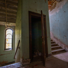 North Wing Stairwell