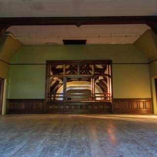 Upper Floor of Lee Chapel