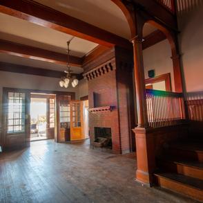 Superitendent Foyer