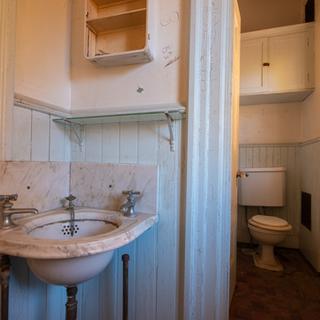 Superintendent House Bathroom