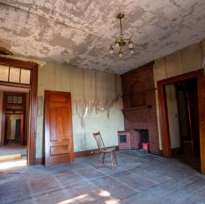 Superitendent Second Floor Room