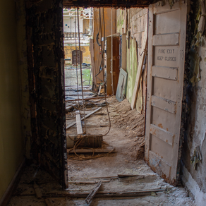 BackStage Door