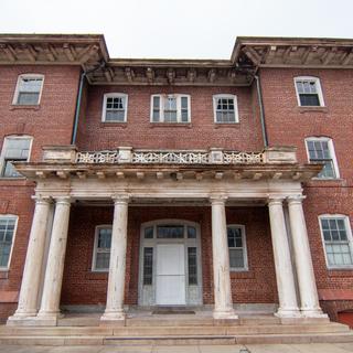 Male Nursing Dorm (West Hall)