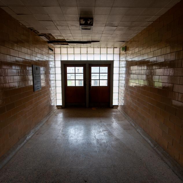 Foyer of Childrens Ward Building