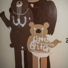 2nd Floor Bear Directions