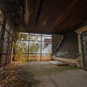 North Wing Upper Porch