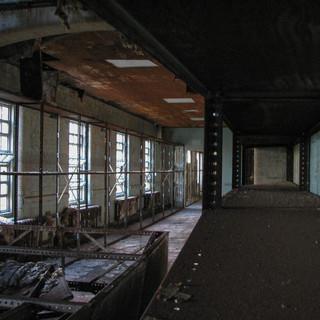 3rd Floor of CTG Units Hallway