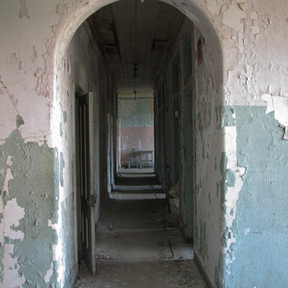 Hallway to Offices