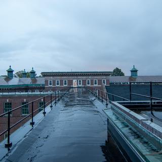 Rooftop Looking East