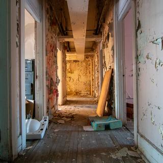 Ward 22 Hallway