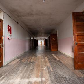 Ward V Hallway