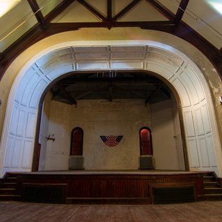 Lee Chapel Stage