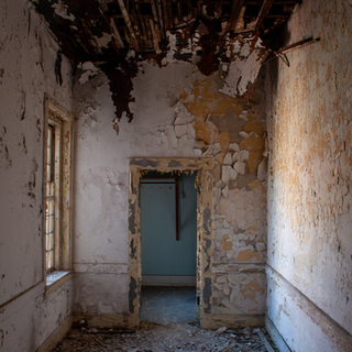 Hallway to Wards