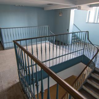 Upper Floor Main Staircase