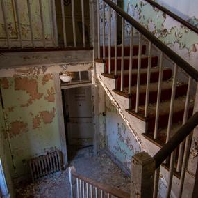 Church Stairwell