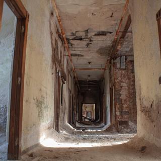 Awl Building Hallway